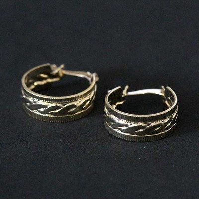 News and Releases: rings, earrings and pendants Gold Plated