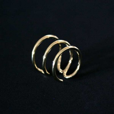 News of the Week: Rings and Pendants Gold Plated Semi Jewelry