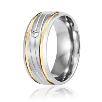 News: New Dating Alliances models or commitment in Stainless Steel, Gold Plated or 925