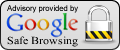 Safe Browsing - Advisory provided by Google