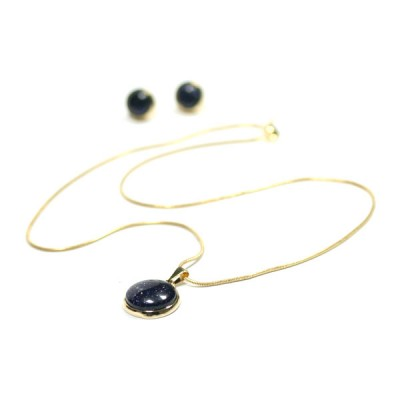 Semi Veneer Jewelry Gold Necklaces, Chokers, scapulars, Earrings, Bangles, Bracelets, Pendants and Natural Brazilian stones