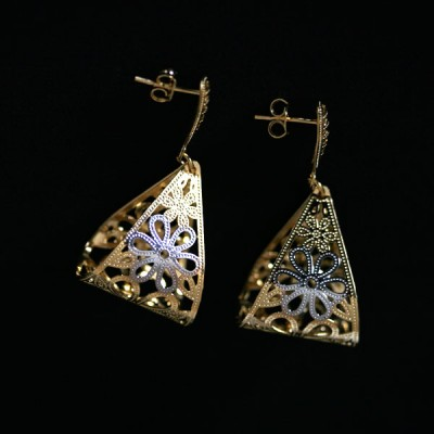 News and Releases: Semi plated jewelry gold Earrings, Rings, Bangles, Bracelets, Pendants, Necklaces, Rosaries, scapulars, Chains and Anklets