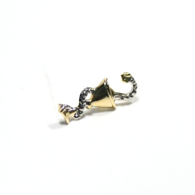 Semi Jewelry Gold Plated Brooches, Pins, Bottom, chains, necklaces, bracelets and scapulars