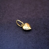 Pendant Yellow Gold 18k Heart