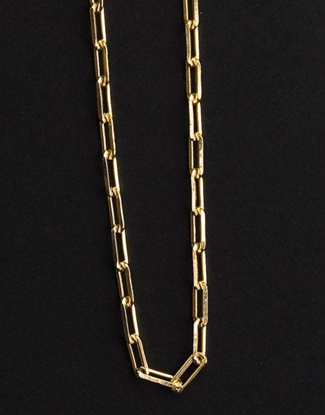 53f6a793718 Corrente Cartier Ouro Amarelo 60 cm