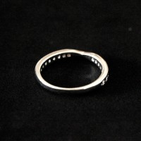 925 Silver Earring Torcal Ring