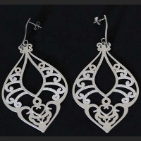 Earrings made of Stainless Steel