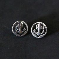 Stainless Steel Earring Anchor
