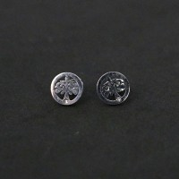 Surgical Steel Earring Tree of Life