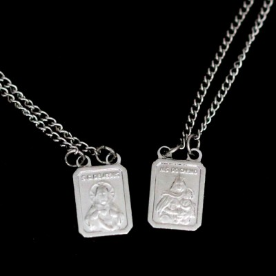 News: Stainless Steel and 925 Silver Jewelry: Chains, Earrings, Pendants, Scapulars, Bracelets, Piercings