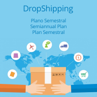 DropShipping Semiannual Subscription Plan
