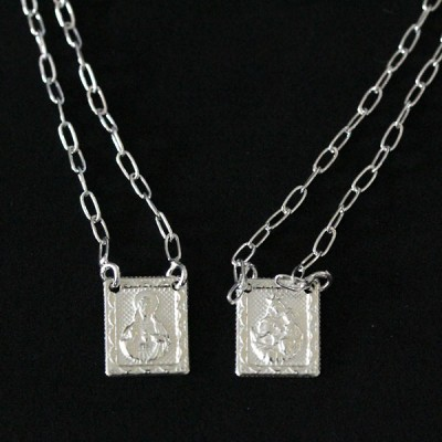 News and Releases: 925 Silver Jewelry - Pendants, Bracelets, Bracelets, Chokers, Necklaces, Scapulars, Rings and mores