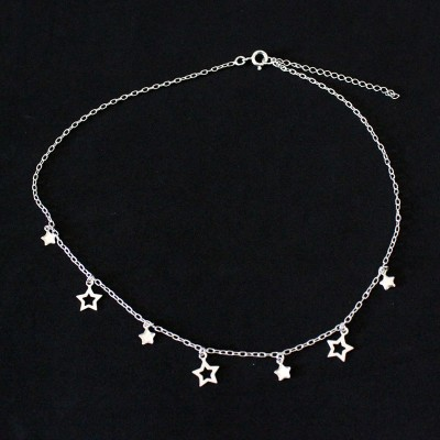 News and Releases: 925 Silver Jewelry: Anklets, Bracelets, Rings, Pendants, Chokers, Scapulars and more
