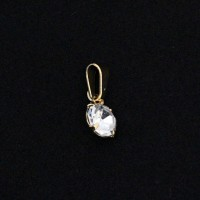 Pendant Semi Jewelry Gold Plated Point Of Light