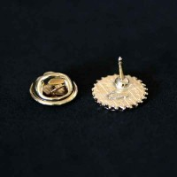 Bottom Brooch Gold Plated Confea