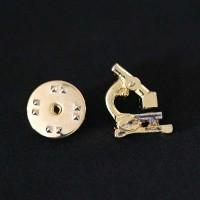 Bottom Brooch Gold Plated Physical Education