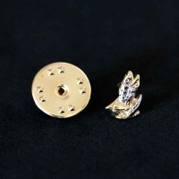Bottom Brooch Gold Plated Magisterium