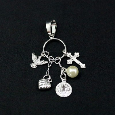 Jewelery Silver 925 Pendants, Earrings, Chokers and Anklets