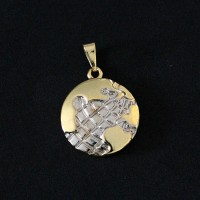 Pendant Semi Jewelry Gold Plated Foreign Trade