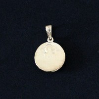Pendant Semi Jewelry Gold Plated Communication
