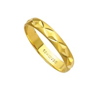 Alliance Gold 18k 750 Width 3.50mm Height 0.80mm