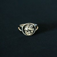Ring Gold Plated Jewelry Semi Salve Jorge