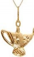 Pendant in 18k Gold Graduation for All Academic Courses