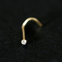 Piercing 18k Gold 0750 Point of Light