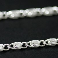 Silver Chain 925 Links in 60 cm / 2 mm