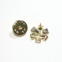 Bottom Pin Gold Plated Medicine