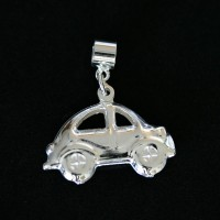 Pendant 925 Silver Bracelet for Beetle Moments of Life