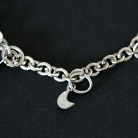 Steel Bracelet Child Moon Portuguese